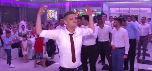 Navijač Dinama,svadba,kravata