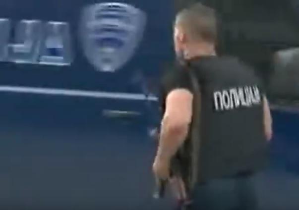 policija, makedonija