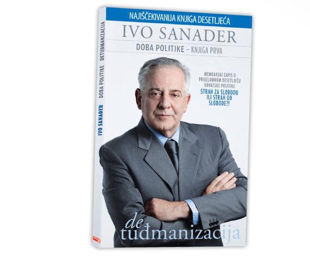 sanader, knjiga