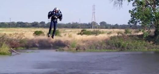 jetpack tehnologija, čovjek leti