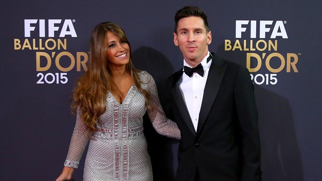 Leo Messi,Antonella