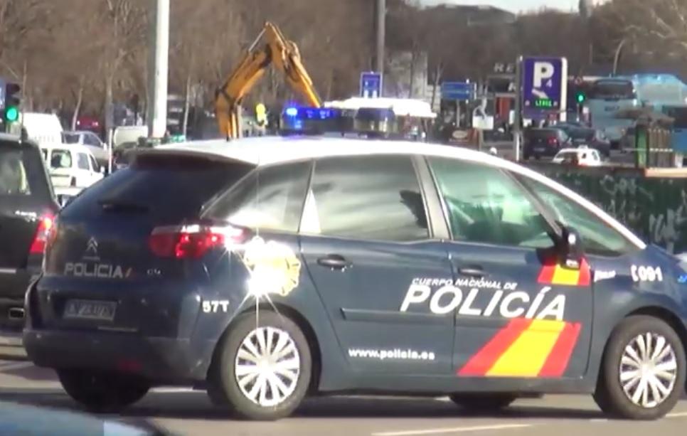 policija, španjolska