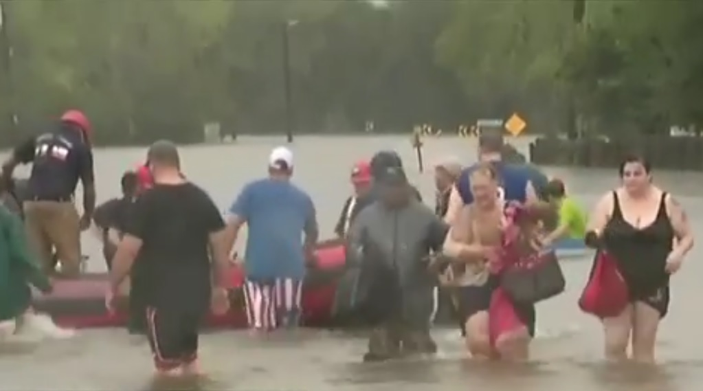 poplava, houston
