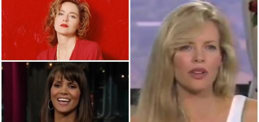 Sharon Stone, Halle Berry, Kim Basinger