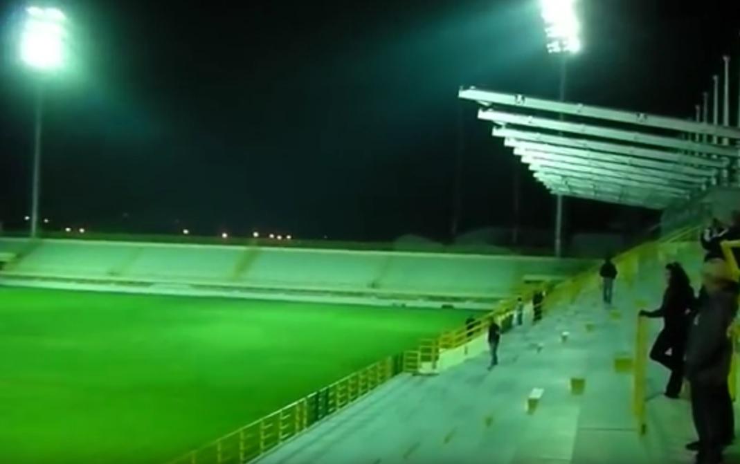 stadion, pula