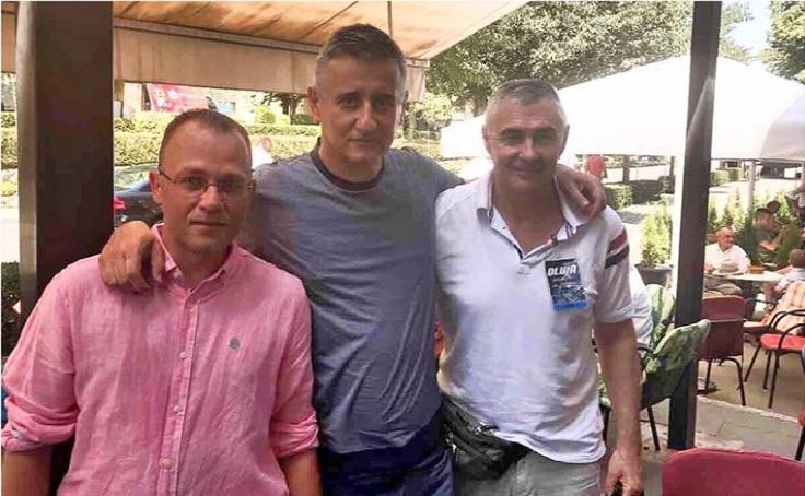 Tomislav Karamarko u društvu Zlatka Hasanbegovića i Željka Glasnovića (Foto: Facebook)