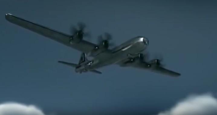 zrakoplov, nagasaki