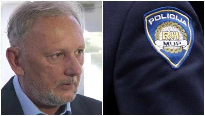 božinović, policija