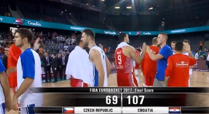 košarkaši,Hrvatska,Češka