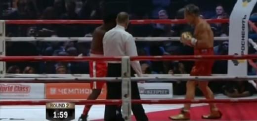 Mickey Rourke,boks