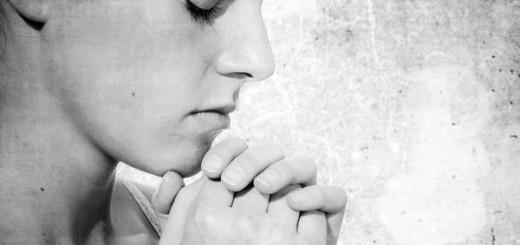 molitva, žena