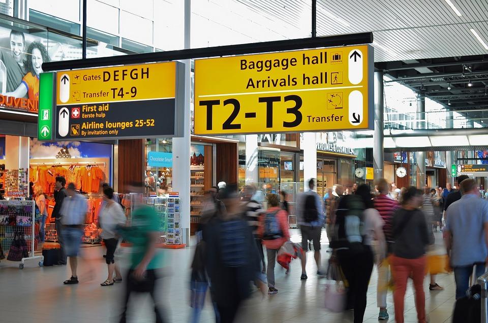odlazak, aerodrom, zračna luka