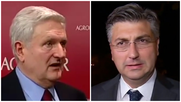 """NAPAO PLENKOVIĆA: """"Danas smo ostali i bez INA-e"""", zavapio je Ivica Todorić"""