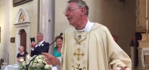 svećenik, vjenčanje