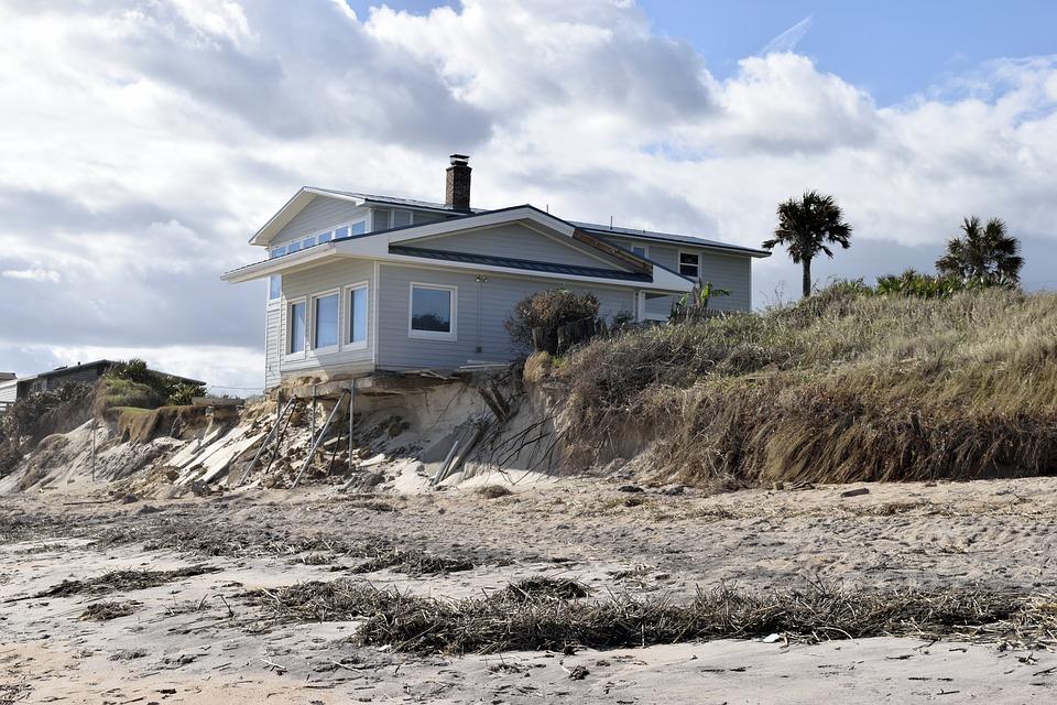 uragan, kuća