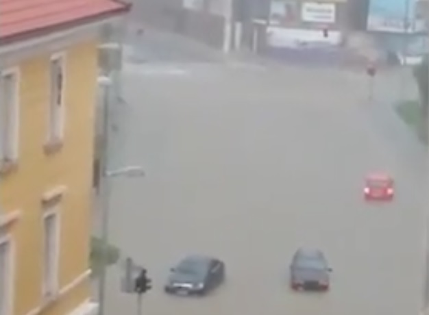zadar, poplava