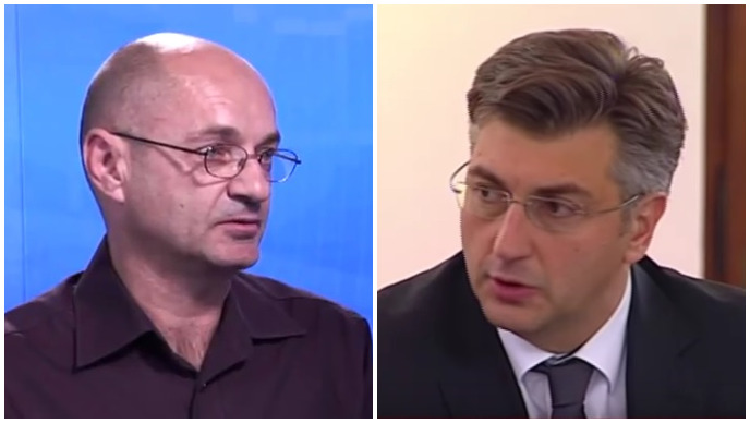 aleksić, plenković