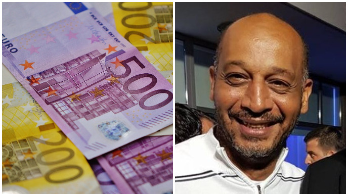 bangoura, euro
