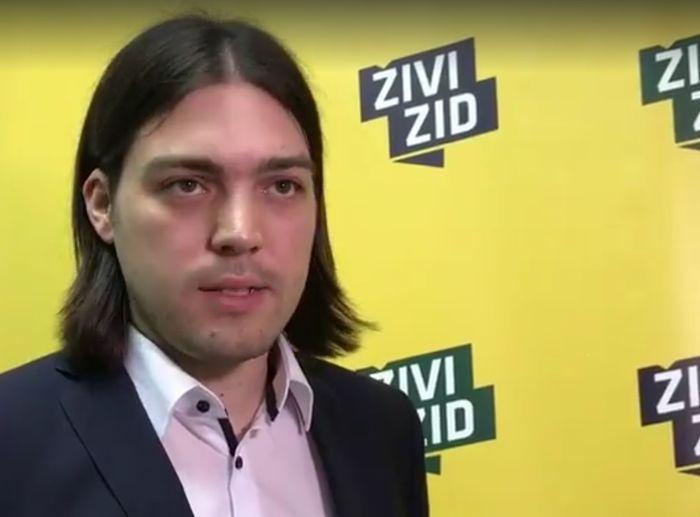 Foto: Živi zid/Facebook