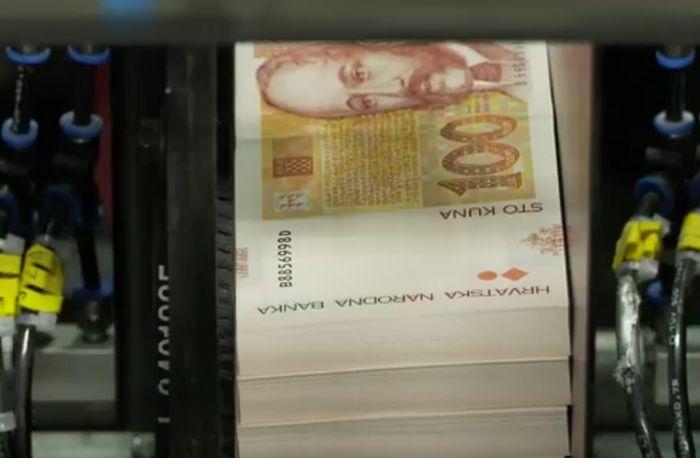 novac, banka, kuna