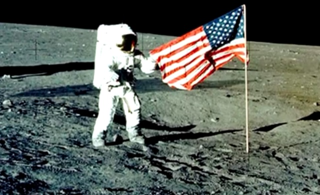 sad, svemir, mjesec