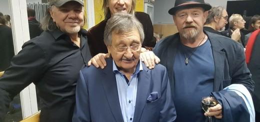 Toni Janković ex Divlje jagode, Vojo Šiljak, Jurica Popović i Ljubo Zečević