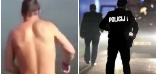 policija, goli