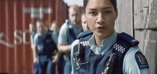 policija, novi zeland
