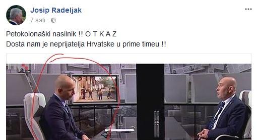 radeljak, f1