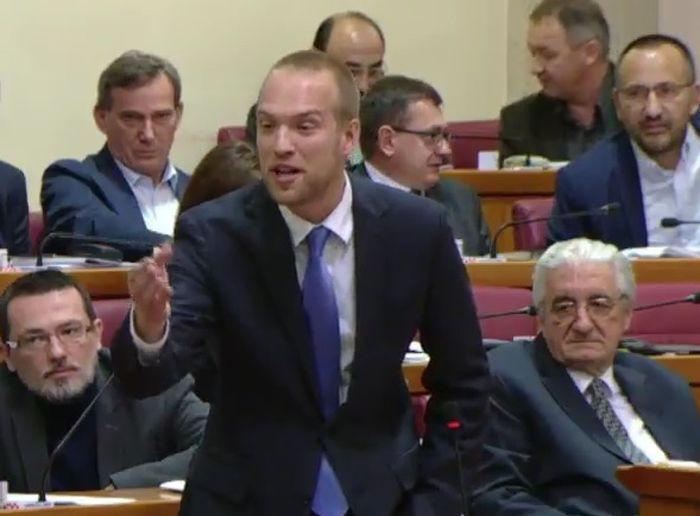tomislav saucha, sabor