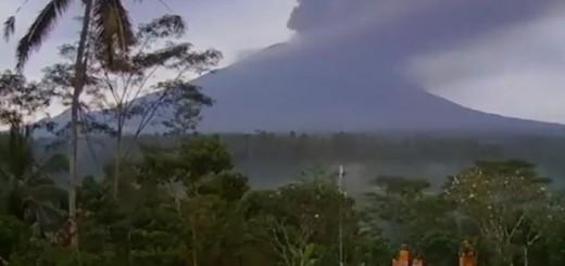 vulkan, aung, bali