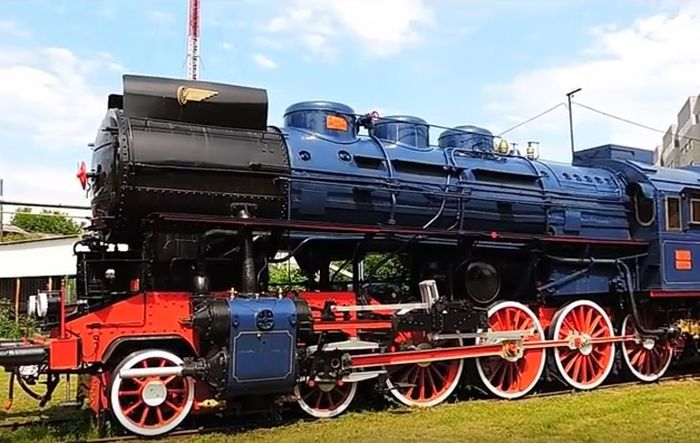 željeznički muzej