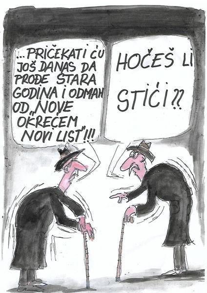 Karikatura, sv