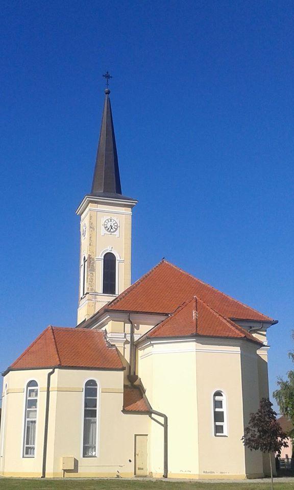 Crkva u Ivanovcu (Foto: Facebook)