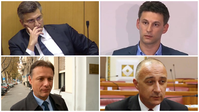 plenković, petrov, vrdoljak, jandroković