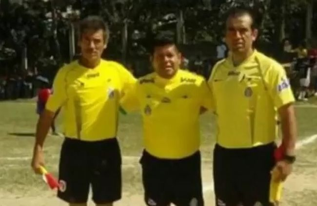 Sudac Jose Valdemar Hernandez Capetillo na slici lijevo (Foto: Screenshot)