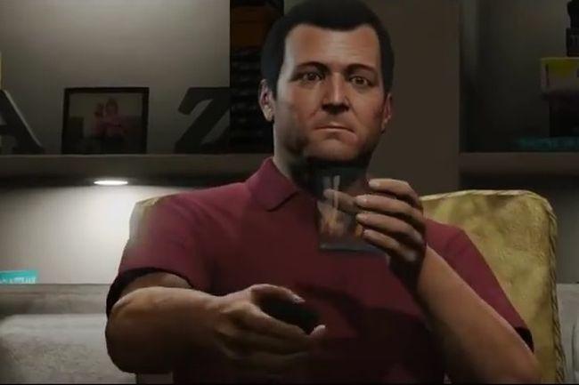 Michael, lik iz video igre