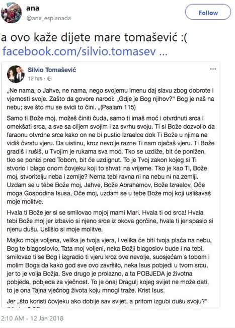 tomašević, faksimil