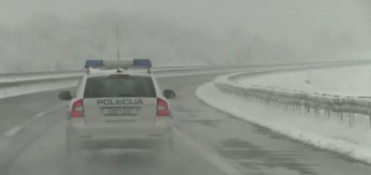 policija hr, zima