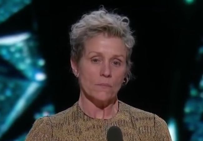 Francis McDormand (Foto: Youtube)