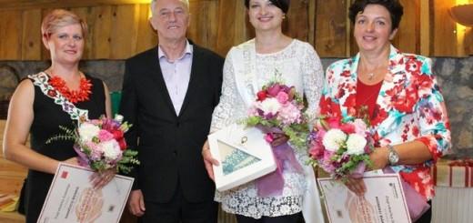 S proglašenja najuzornije 2015. godine (Foto: Zagrebačka županija)