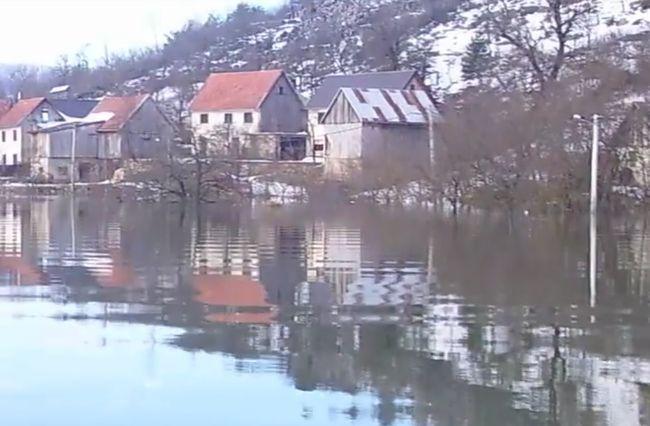 poplava, kosinj, lika