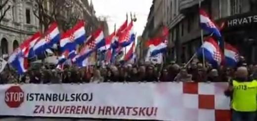 prosvjed istanbulska