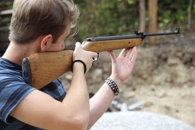 puška, oružje