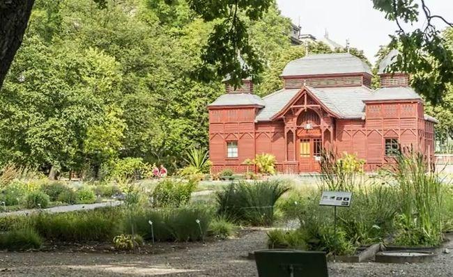 botanički vrt, zagreb