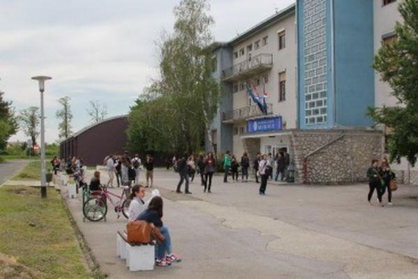 hrvatski studiji, zgrada