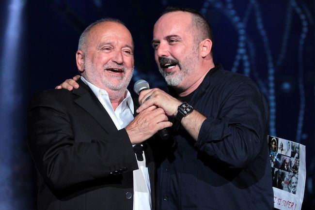 Otac i sin, Mirko i Tony Cetinski (Foto: Željka Dimić)
