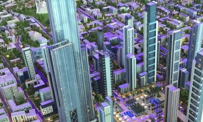 egipat, glavni grad novi