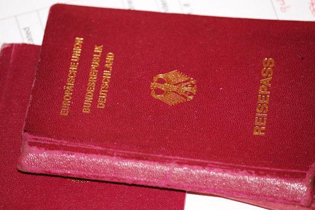 njemačka putovnica