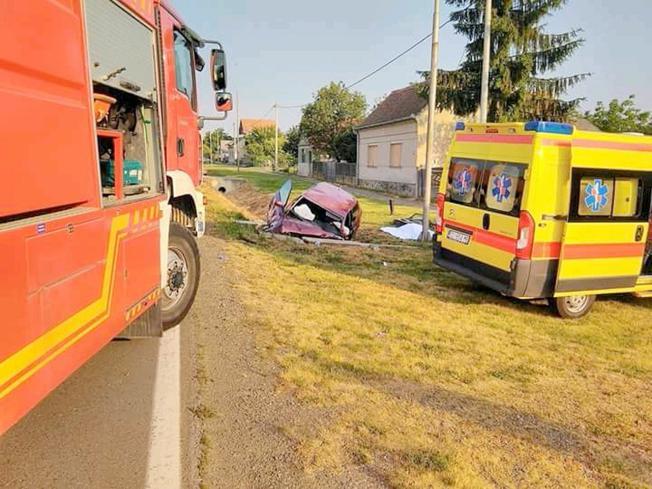Foto: Našički vatrogasci